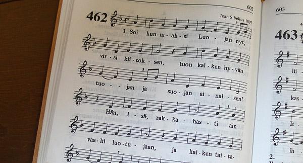 Virsi 462 - Sibeliusta...