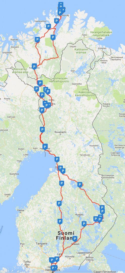 Raid 4 Arctic Ducks – 3600km